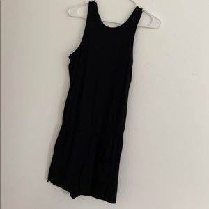 Old Navy sleeveless romper size small
